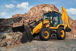 JCB 4DX ecoXcellence Backhoe Loaders Rohtak