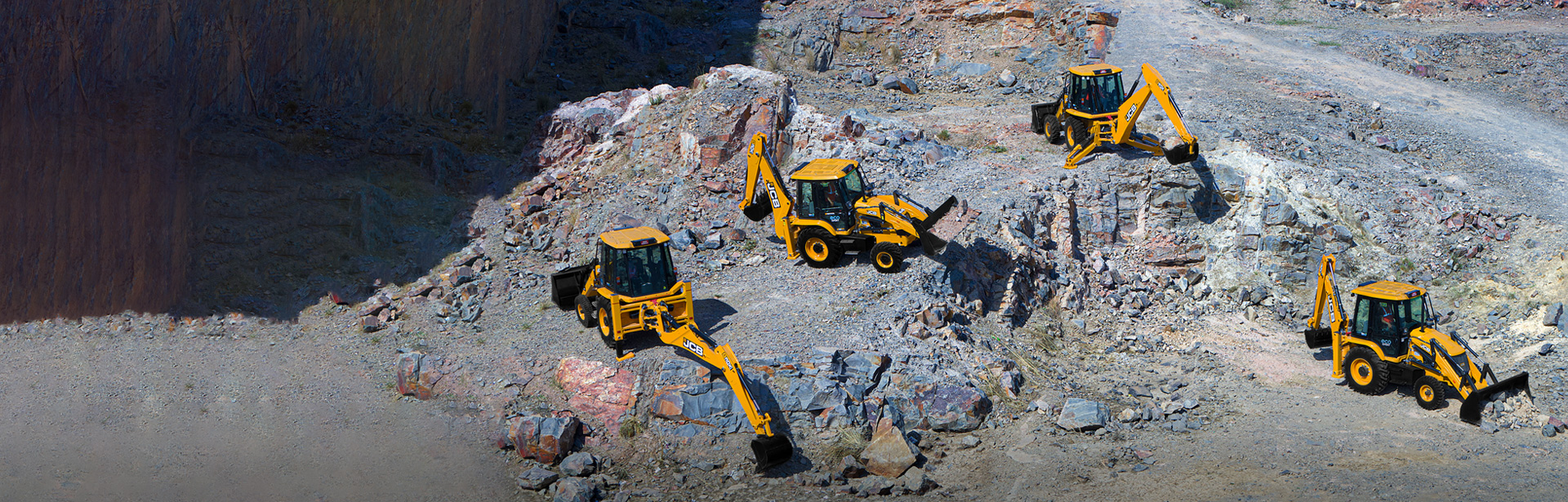 JCB Backhoe Loaders Rohtak